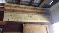 Golden Oaks Barn Office - horse stall 3
